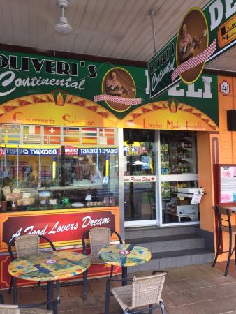 Italian Restaurants Innisfail