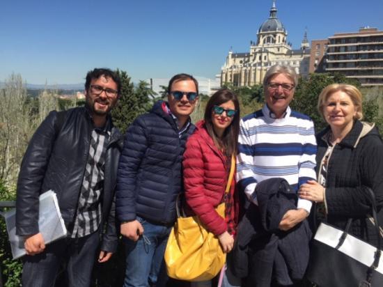 Ricardo Dominguez Day Tours