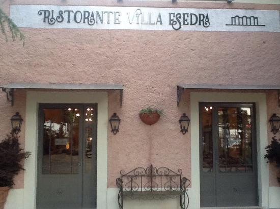 Villa Adriana, Włochy: Villa Esedra