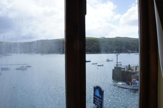 The Galleon Inn: River Fowey