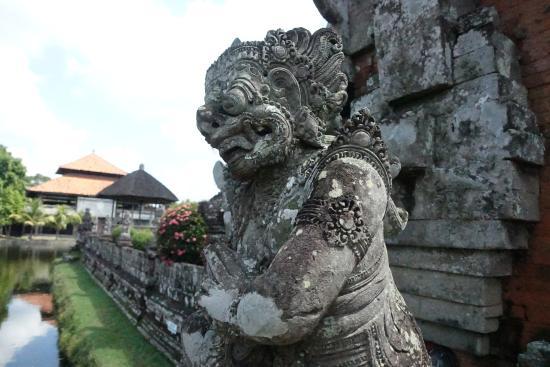 Mengwi, Indonesië: Interesting architecture
