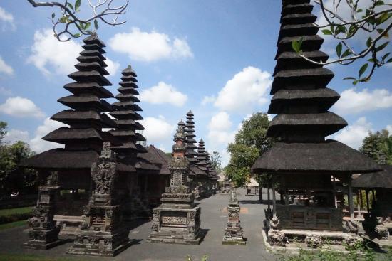 Mengwi, Indonesië: Taman Ayun temple