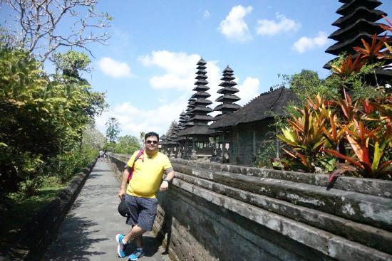 Mengwi, Indonesië: The long walk