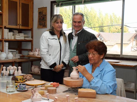 Ceramica Bariloche Factory Tour