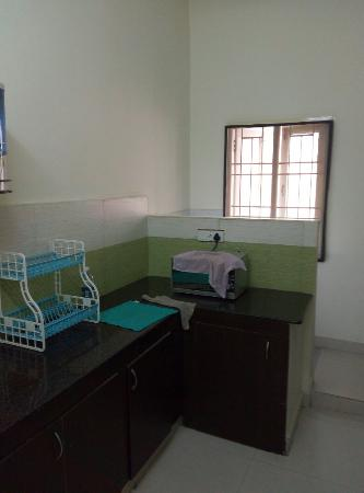Bhuvi Serviced Apartments: Photos of the rooms