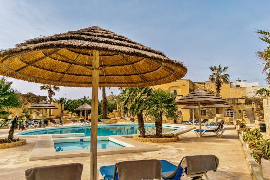 Ghasri, Malta: Pool Area