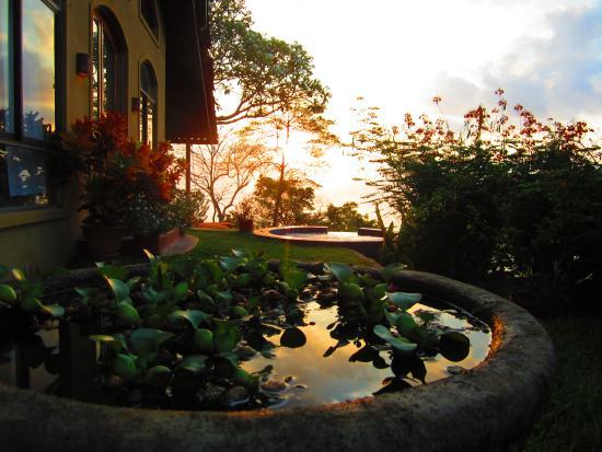 Anamaya Resort & Retreat Center: Sunrise at Anamaya Yoga Retreat April 2016