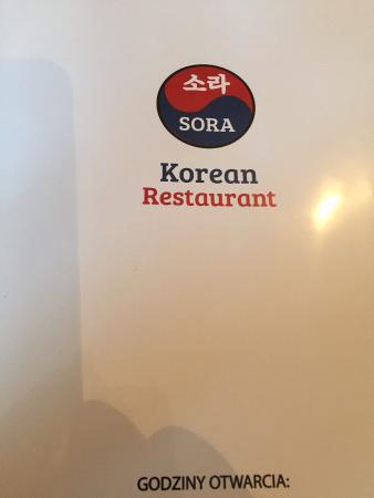 Restauracja Sora