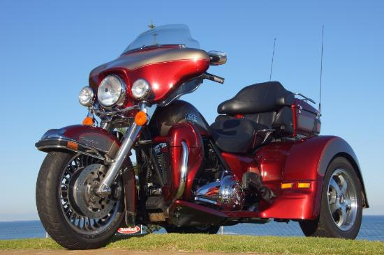 West Coast Motorcycle Hire