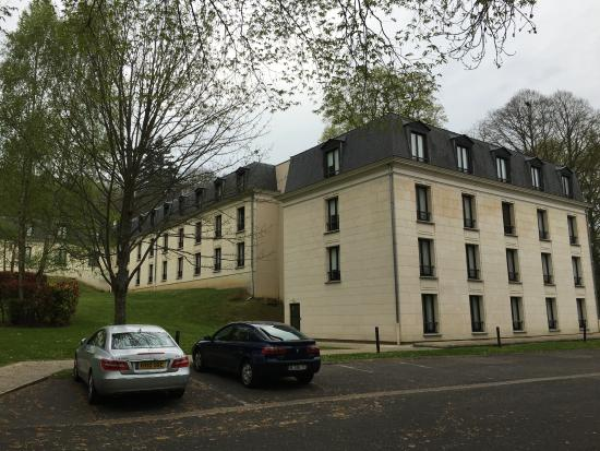 Maffliers, Frankreich: The main accommodation block