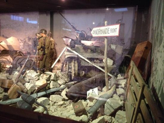 Museum of the Battle of Normandy: photo2.jpg