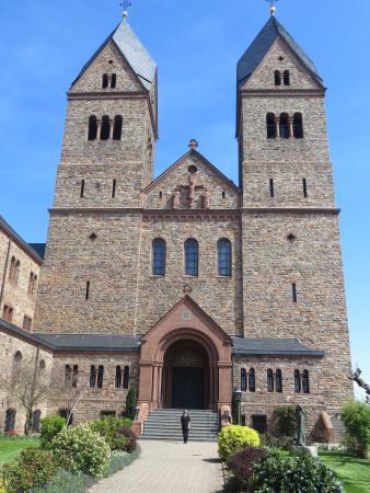 Benedictine Abbey of St. Hildegard: Klosterkirken