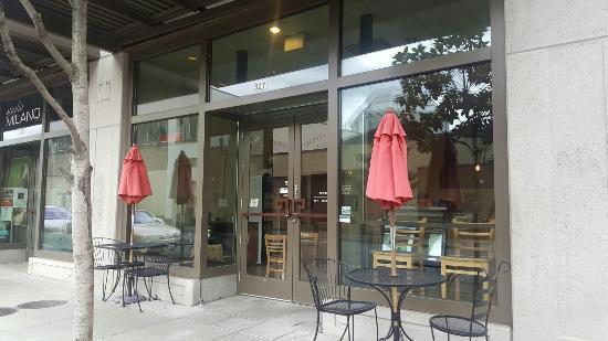 Monte Rossa Cafe