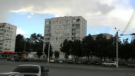Houses Pod Dymku