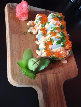 Moshi: most amazing dish