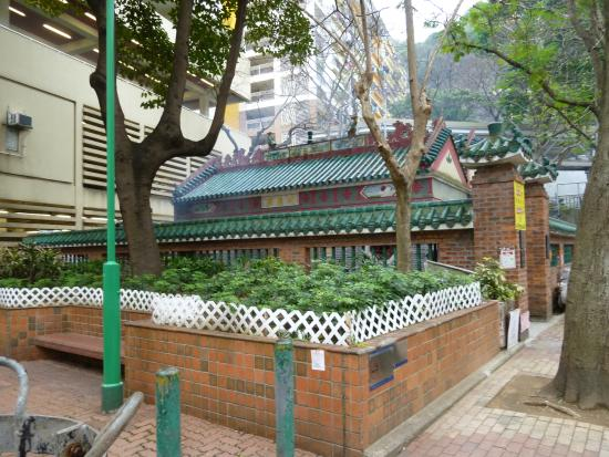 Shing Wing Temple Shau Kei Wan