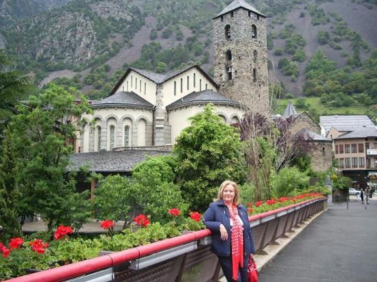 Andorra la Vella City