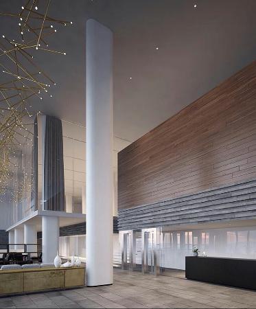 Un hotel con diseño en cada detalle.