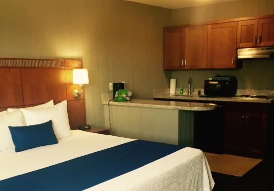 Days Inn Portland: Kitchenette