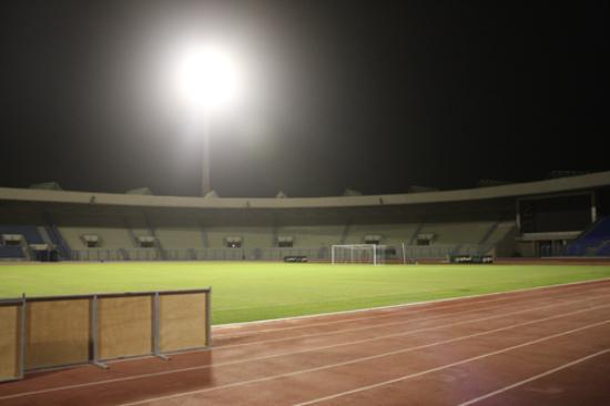 Dammam, Szaúd-Arábia: Stadium