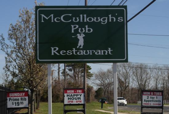 McCullough's Pub Restaurant