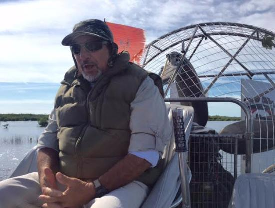 Captain Mike Day 2 Everglades Corey Billie S Airboat