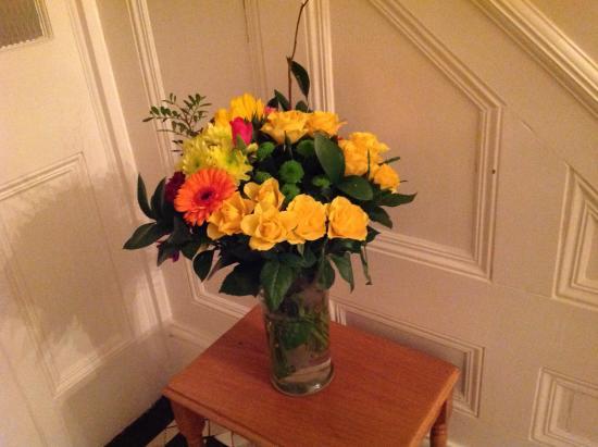 Hazeldene B&B : Favourite flowers