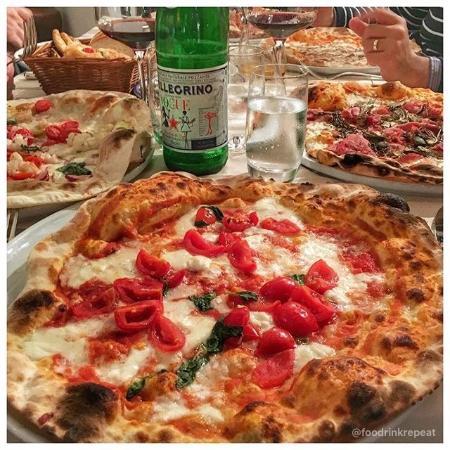 Le Specialita: la pizza è un must