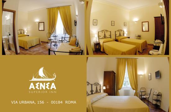 Photo of Aenea Superior Inn Rome