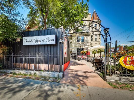 Isabella Hotel Suites Toronto Ontario