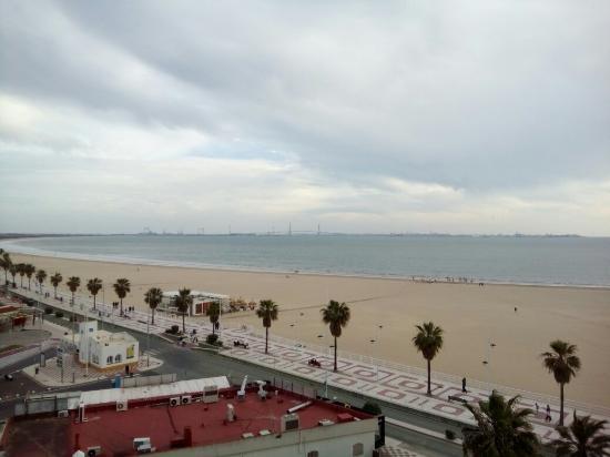 Playa de Valdelagrana