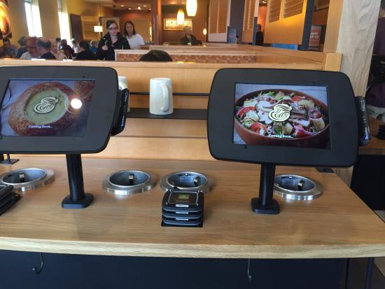 Carlisle, Pensilvania: new ordering system coming!