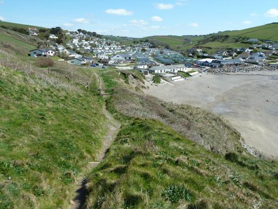 Parkdean - Challaborough Bay Holiday Park: This is why its a fantastic park.