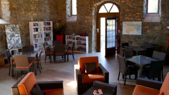 La Résidence du Château de Jouarres : L'accueil