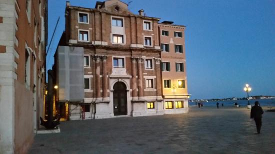 Hotel Bucintoro: Hotel vue de l'extérieur