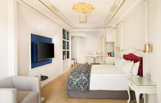 Hotel Amira Istanbul : Open Plan Suite