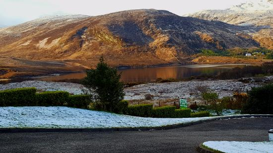 Dunlewey, Ιρλανδία: A room with a view and a half