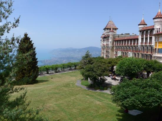 Ко, Швейцария: Kochschule - Caux