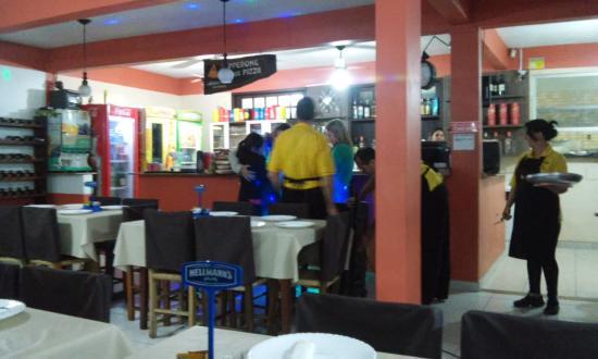 Jaragua, GO: Atendimento pepperone