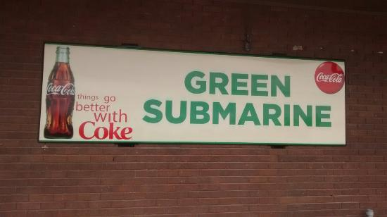The Green Submarine Espresso Cafe & Sub Shop