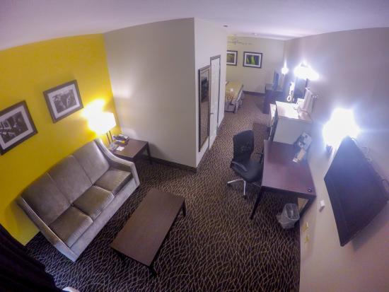 BEST WESTERN West Monroe Inn : Suite