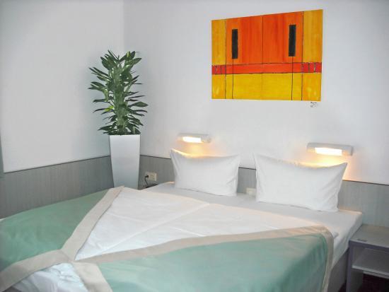 Hotel Port Inn: Doppelzimmer