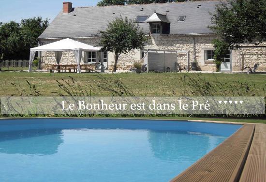 Blou, Francia: SAumur Gite de charme