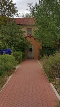 La Posada Hotel: Beautiful old door