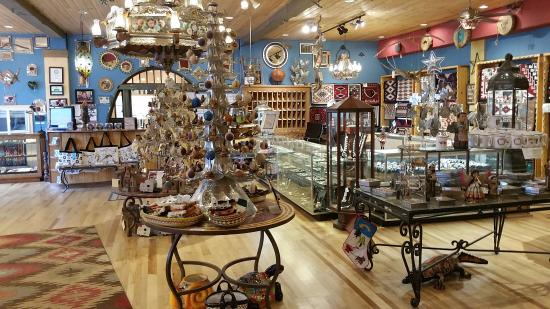 La Posada Hotel: Another picture of the gift shop