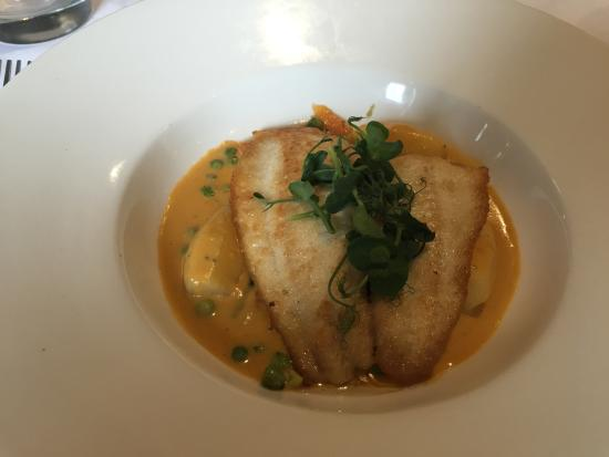 Lymm, UK: Sea Bass