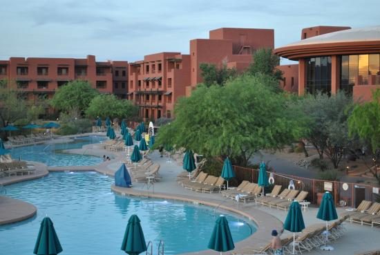 Golf Course View Picture Of Sheraton Grand At Wild Horse Pass Chandler Tripadvisor