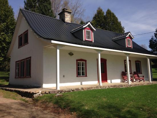 Chalets-Village Mont-Sainte-Anne : La maison Bilodeau