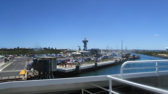 Queenscliff, Australia: Free observation tower