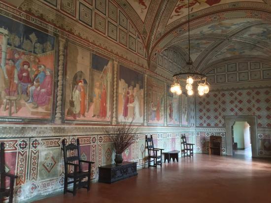 Fosdinovo, إيطاليا: Salone